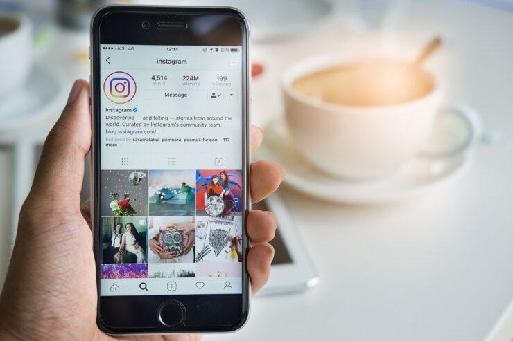 instagramの活用